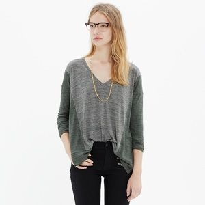 Madewell All Around Tee in Colorblock
